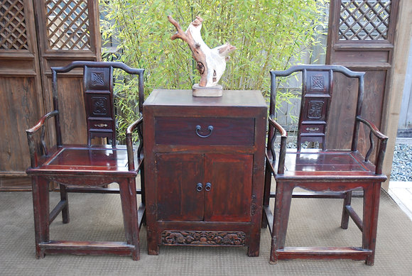 Antique Pair of Chairs