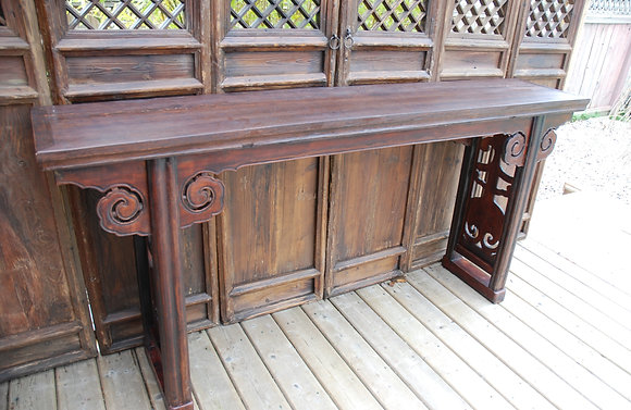Antique Painting Table