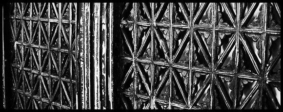 Antique Window (Pair)