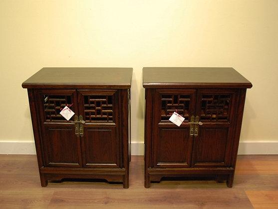 Elm Wood, Side Cabinet