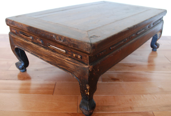 Antique Kang Table