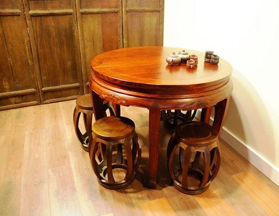 Elm Wood, Round Table