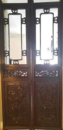 Antique Carved Doors (pair)