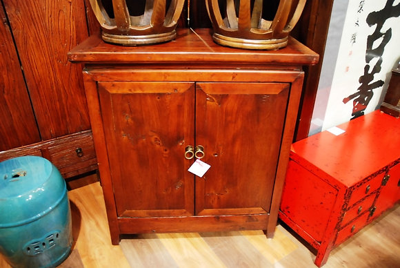 Antique 2 Doors Cabinet