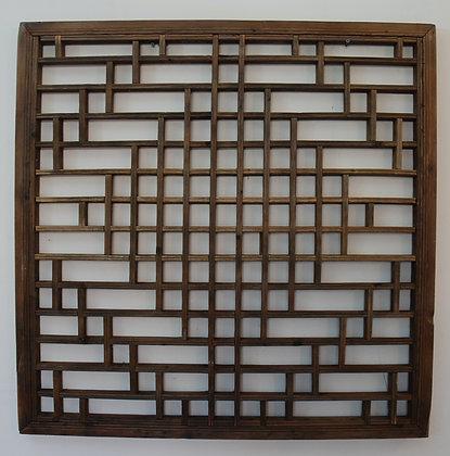 |Antique Window Panel