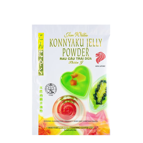 Jim Willie Konnyaku Jelly Powder 10g