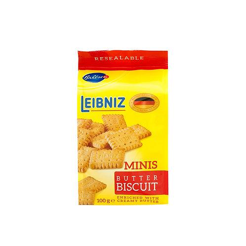 Bahlsen Leibniz Minis Butter 100g