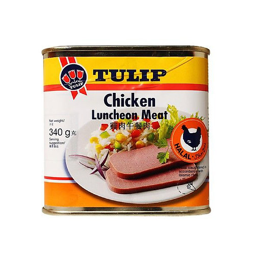 Tulip Chicken Luncheon Meat Canned Food 340g
