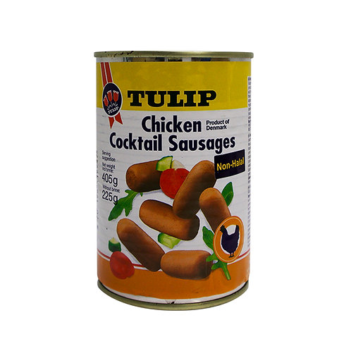 Tulip Chicken Cocktail Canned Food 225g