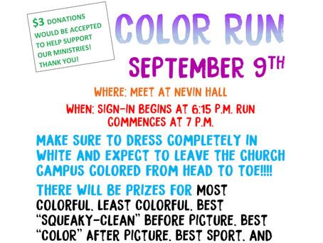 Prepare to be Multi Colored