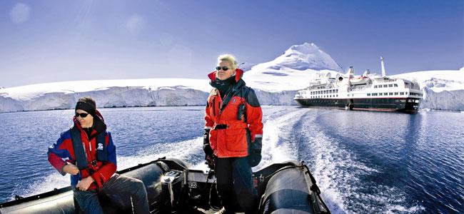 SilverSea Cruise of Antarctica