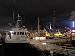 Marina in Tromsø