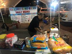 New local foods-Rainbow Rage Cafe