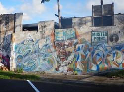 Graffiti or Street Art