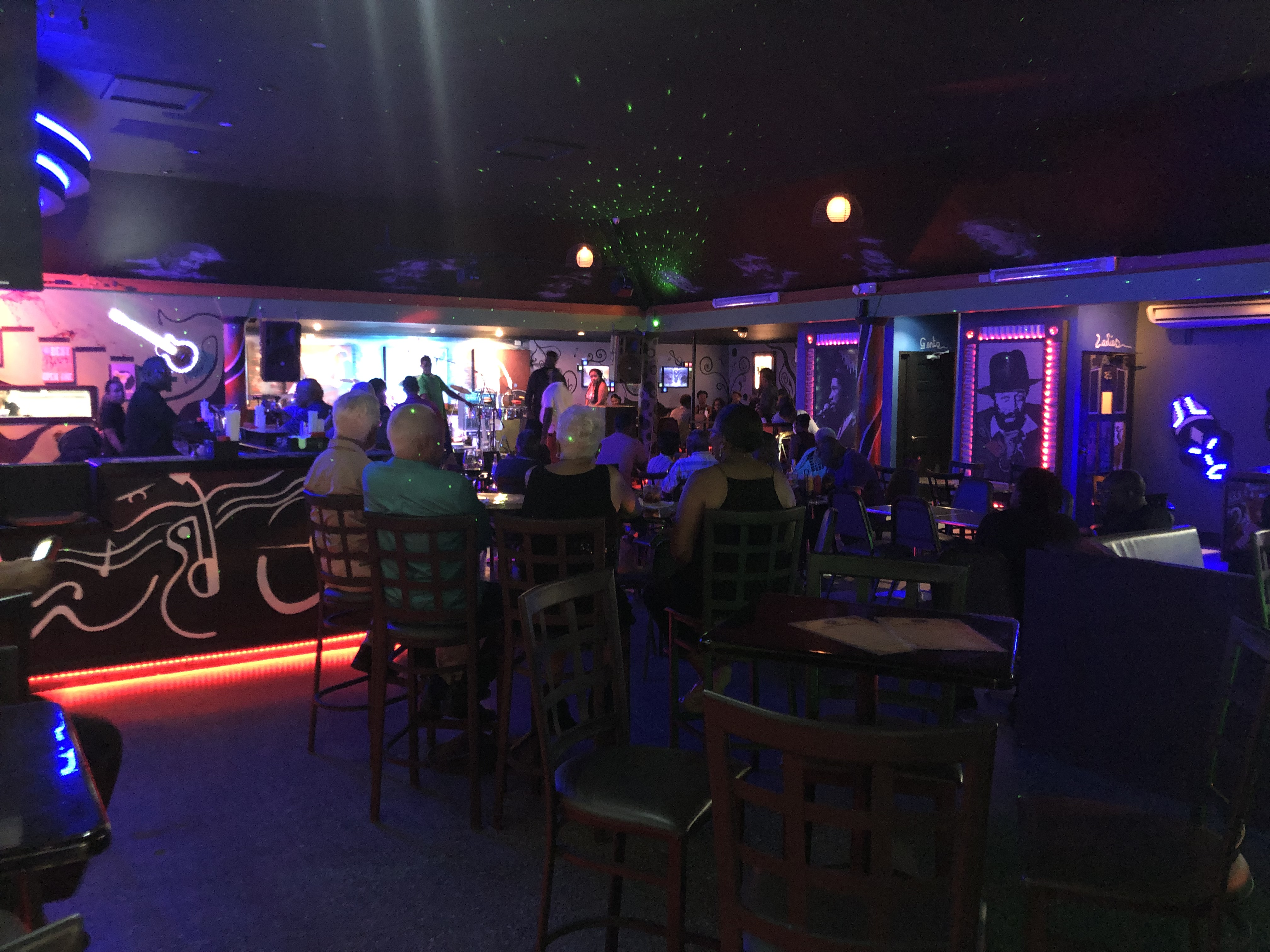 Kaiso Blues Café