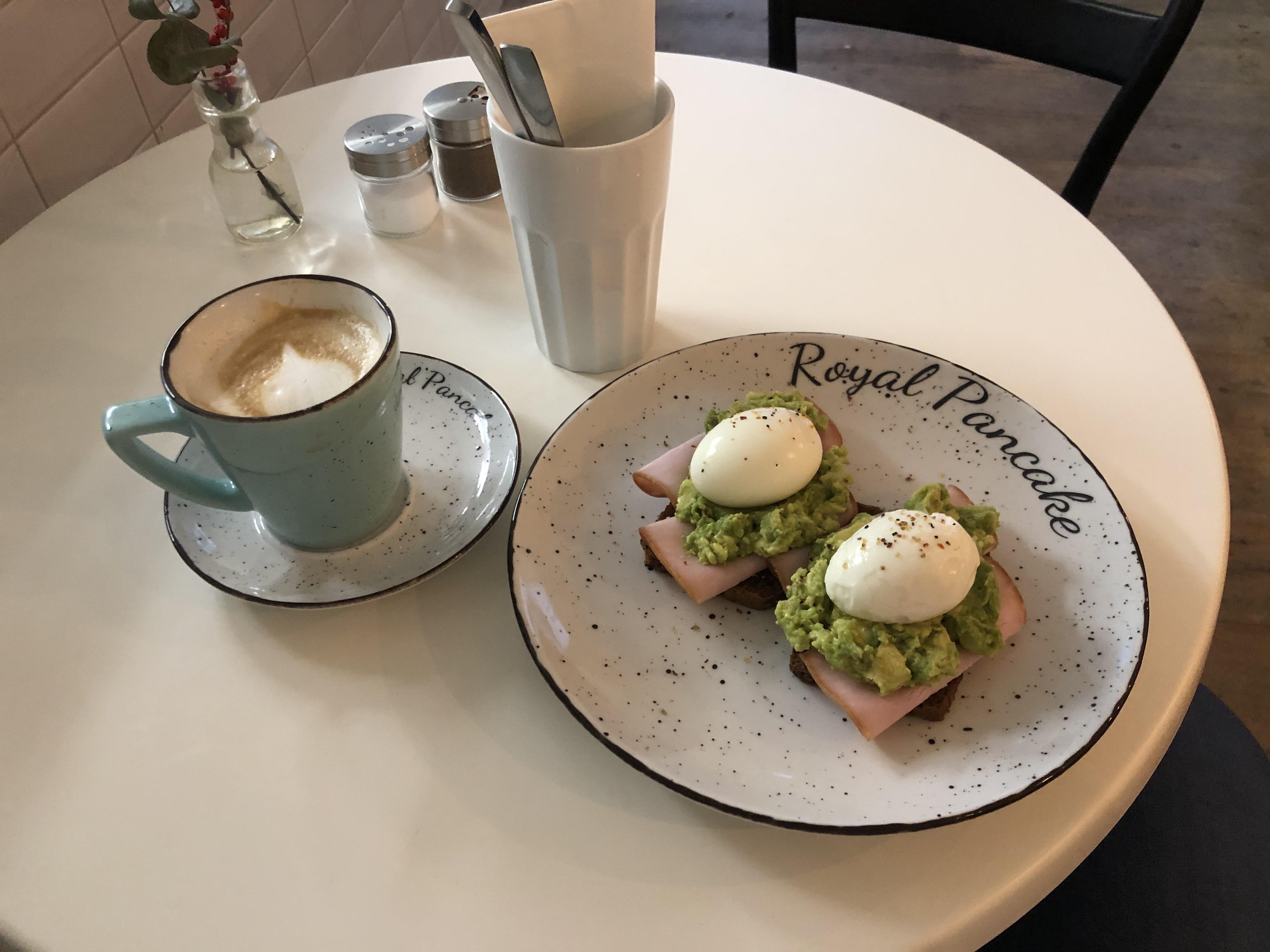 Royal Pancake Copenhagen