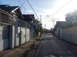 Street in Port of Spain