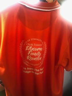 Elbourne Family Reunion