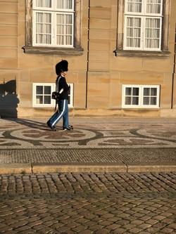 Amalienborg Palace Guards