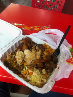 New local foods-El Pecos Grill