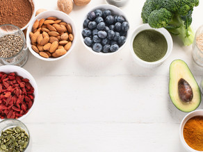 10 Feel-good Super-foods I Keep in my Kitchen at all Times