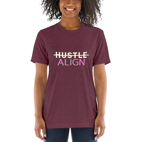 Stop the Hustle Short sleeve t-shirt