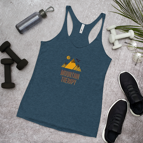 Mountain Therapy Women's Racerback Tank