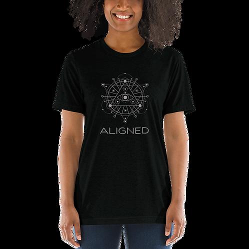 Aligned Short sleeve t-shirt