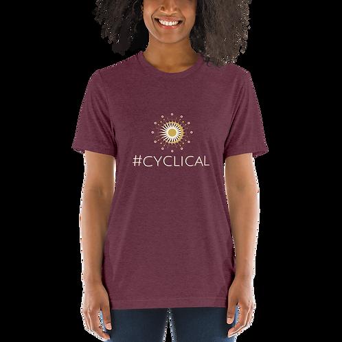 Hashtag Cyclical Short sleeve t-shirt