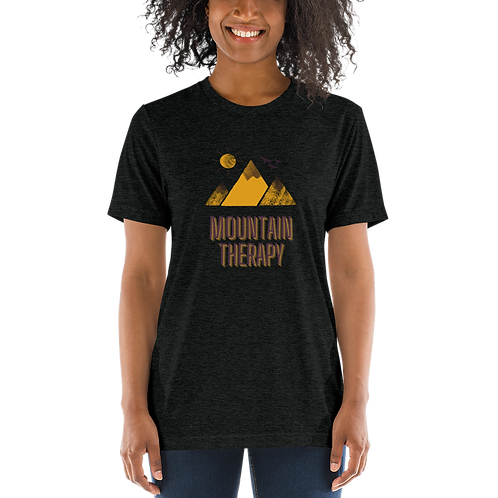 Mountain Therapy Short sleeve t-shirt