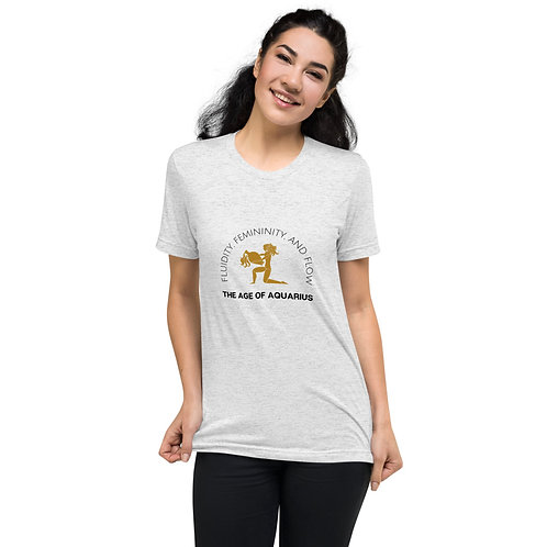 Aquarius Short sleeve t-shirt