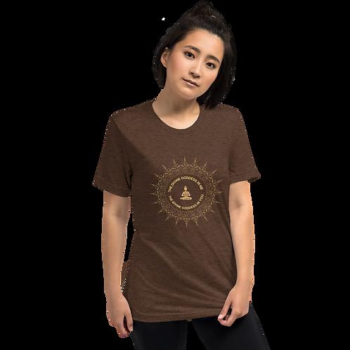 Goddess Solute Short sleeve t-shirt