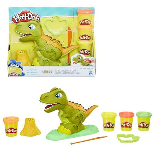 Play-Doh Set T-Rex!