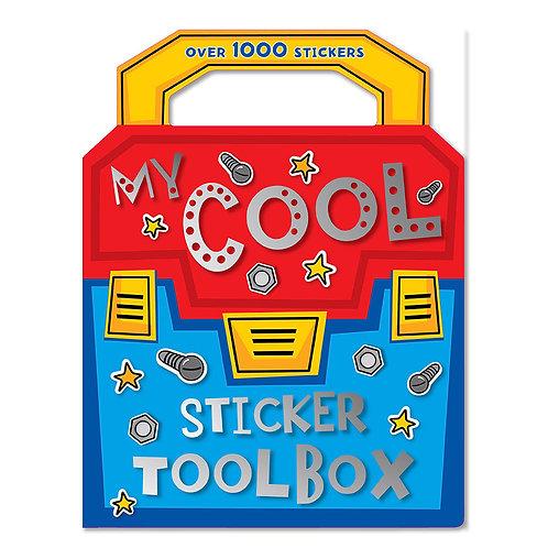 Libro De Actividades My Cool Sticker Toolbox