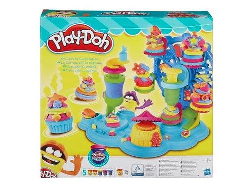 Play-Doh Fiesta de pastelitos