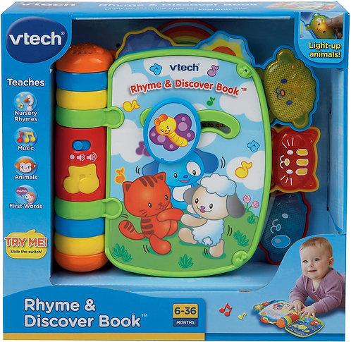 Libro Interactivo Para Bebé Música y Sonidos