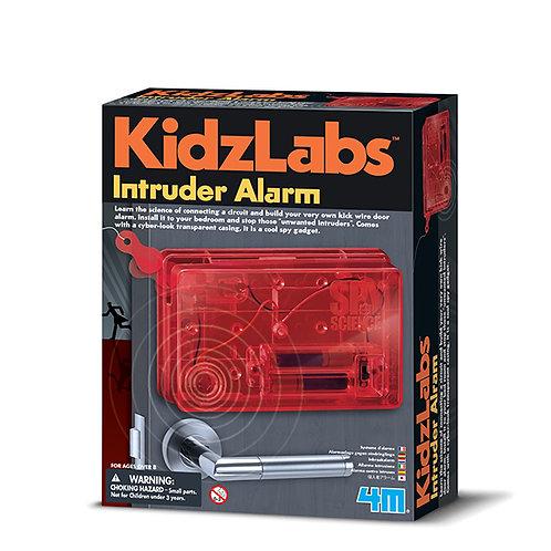 Experimento de juguete :  Alarma de intrusos