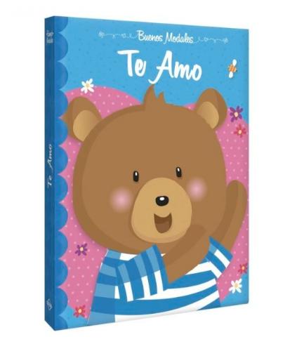 Libro Infantil Buenos Modales Te Amo
