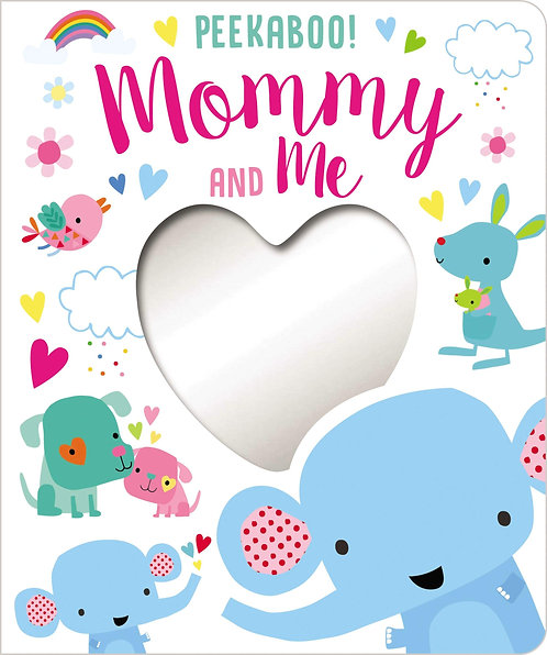 Libro Infantil Peekaboo! Mommy and Me