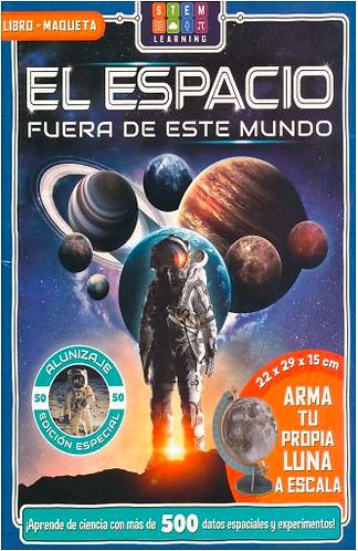 Libro El Espacio, Fuera De Este Mundo
