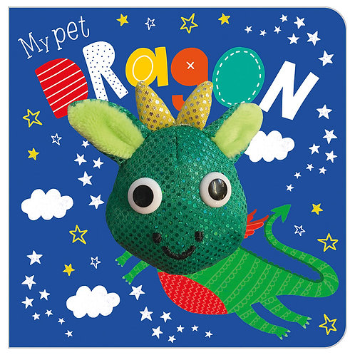 Libro Títere My Pet Dragon