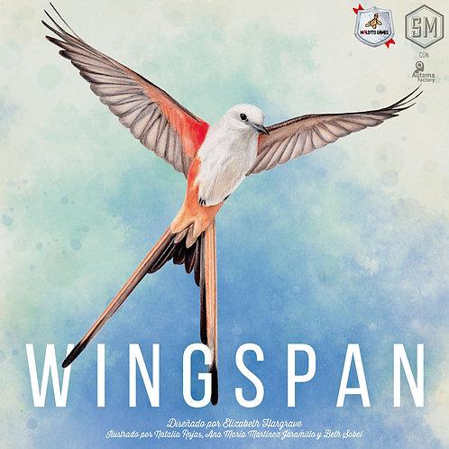 Juego De Mesa Wingspan Estrategia