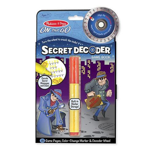 Libro de actividades Detective