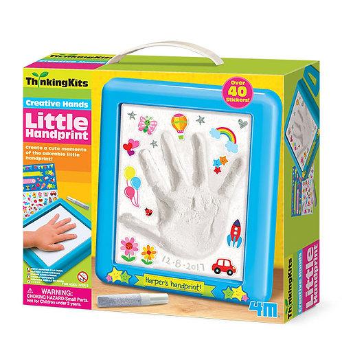 Manualidades :  Decora la palma de tu mano
