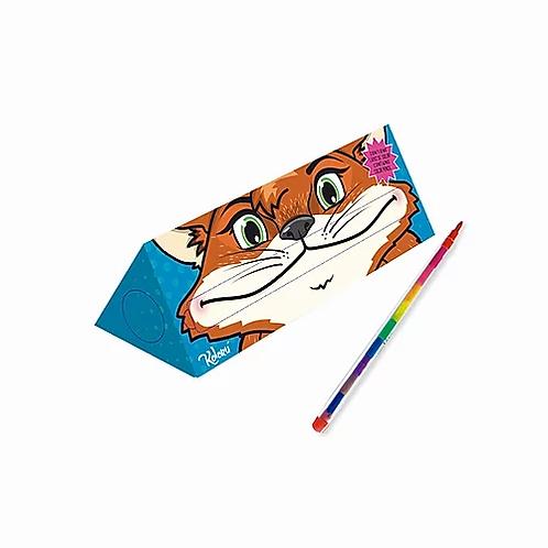 Pergamino para colorear Bogotá
