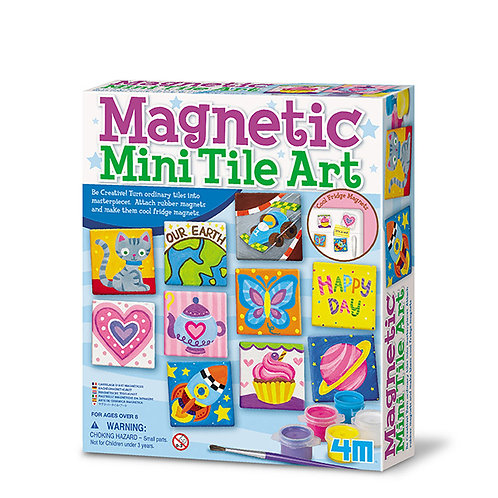 Decora tus cuadros magnéticos