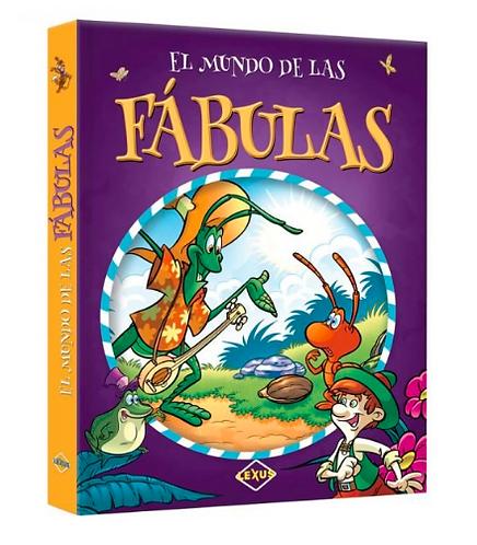 Libro El Mundo De Las Fabulas