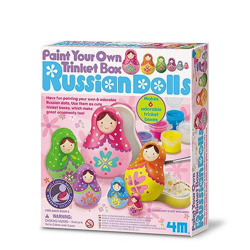 Manualidades :  Pinta tus muñecas