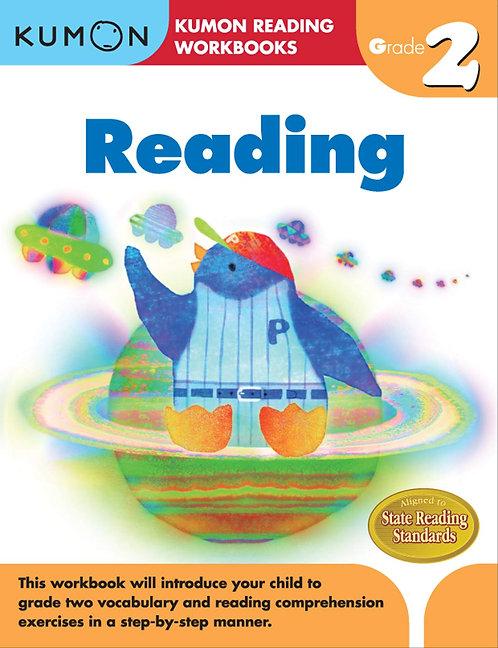 Libro Kumon Reading Grade 2