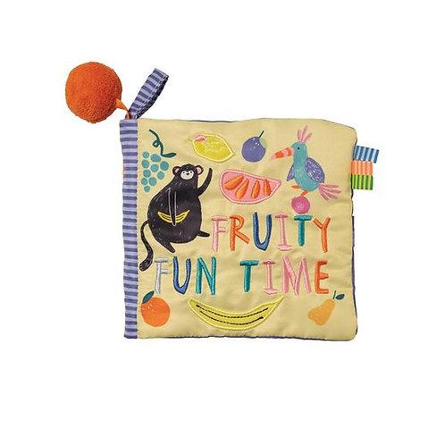 Libro De Texturas Fruity Fun Time